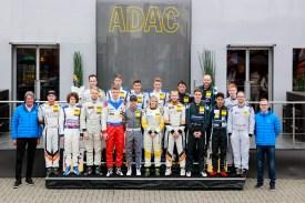 ADAC TCR Germany, 1. Event 2016, Oschersleben - Foto: Gruppe C GmbH
