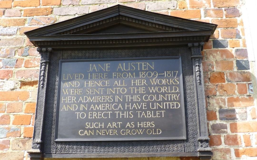 Remembering Jane Austen