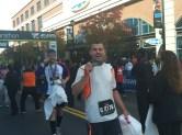 Proud Atlanta Marathon finisher!