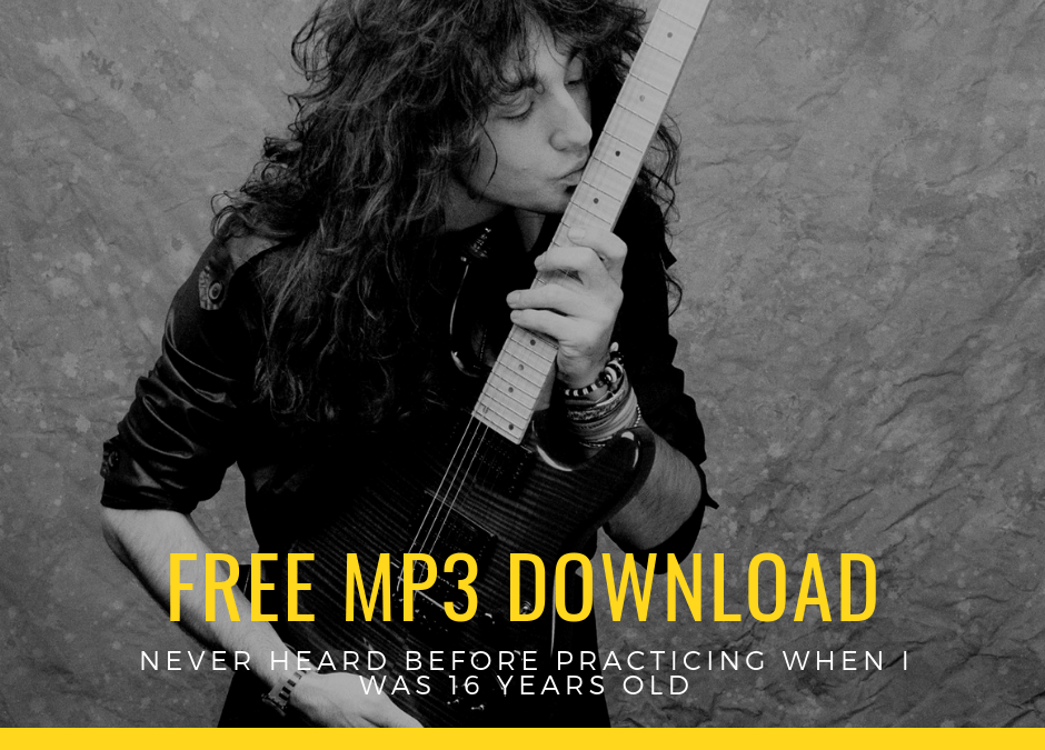 Free MP3 Download for Joining Email List