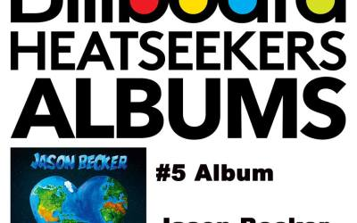 Triumphant Hearts debuted at #5 on the Billboard Heatseekers Albums Chart