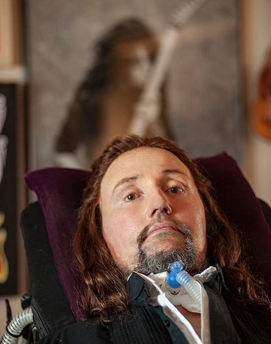 Jason Becker Checks In:  I Am Lucky to Have Many Angels, Including All of You.