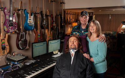 Jason Becker's 50th Birthday and an Update.