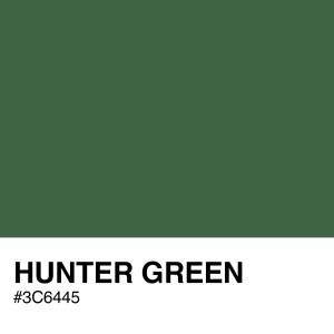 3C6445-HUNTER-GREEN