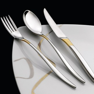 mamba-goldline-flatware-collection