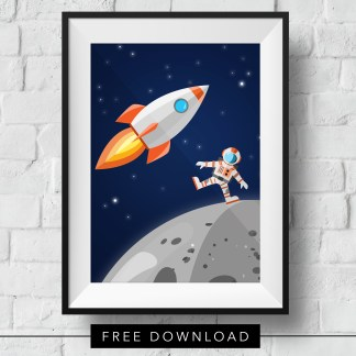 space-poster-framed-free-download