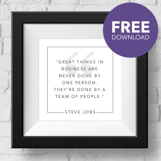 steve-jobs-teamwork-free-download