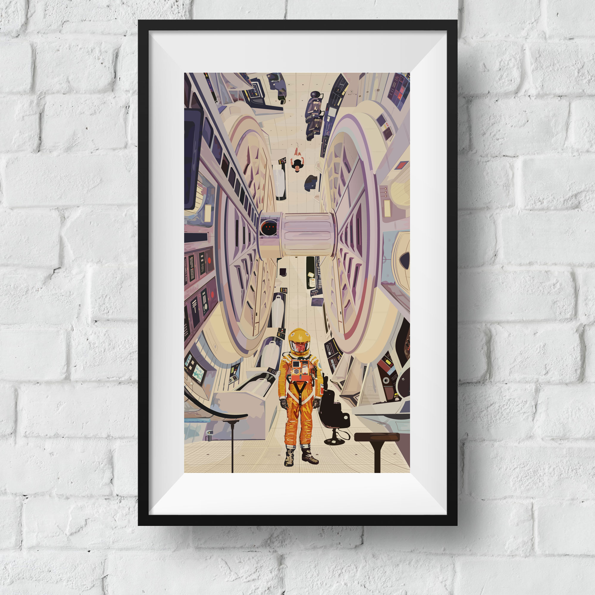 a-space-odyssey-framed