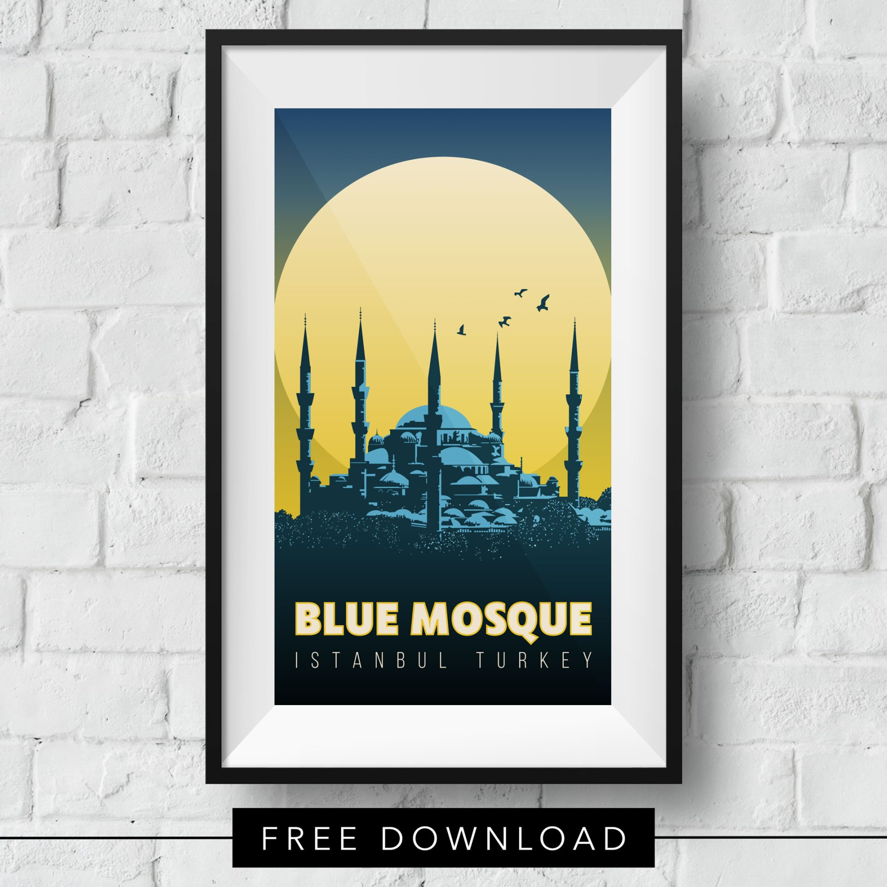 blue-mosque-free-download