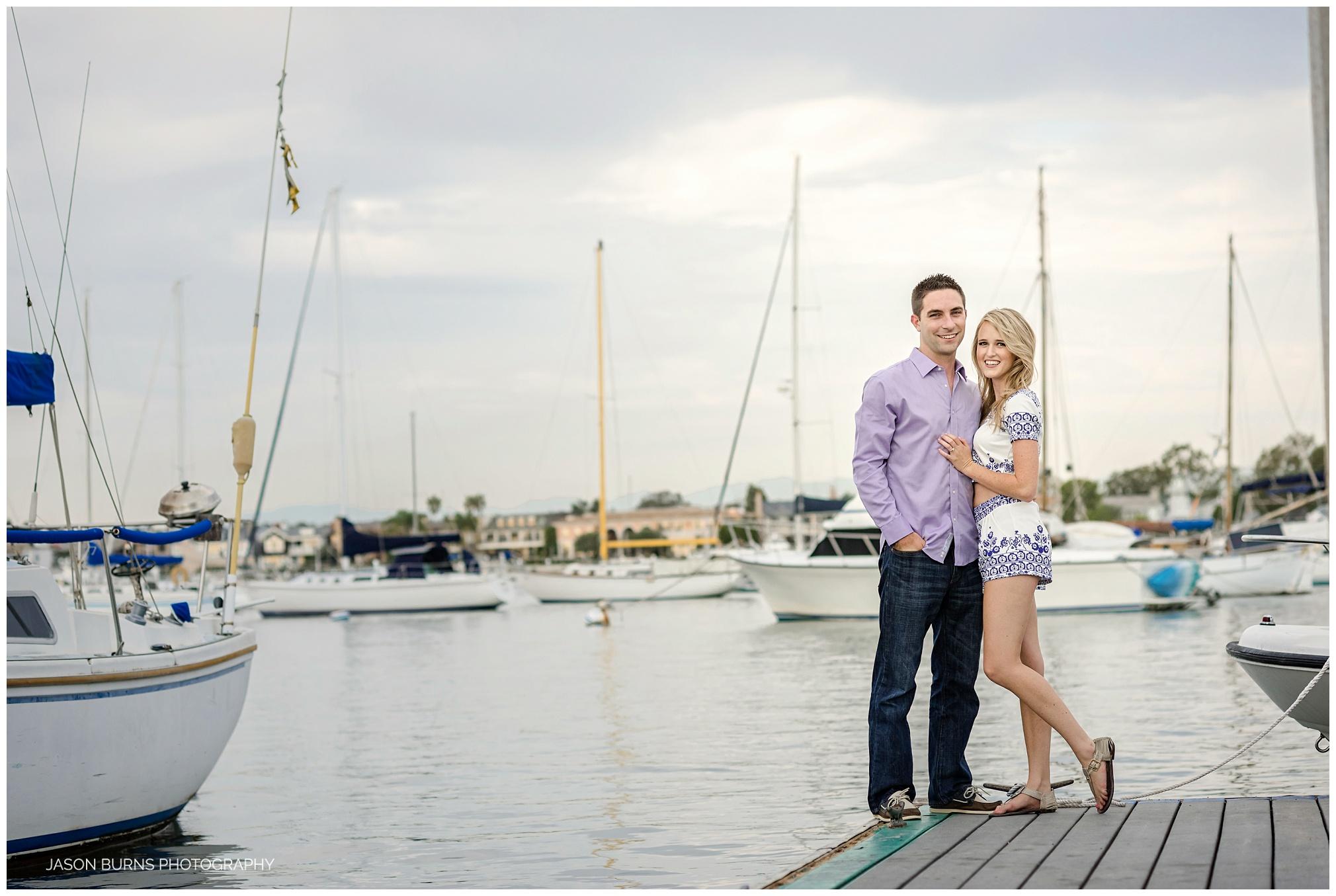 Newport Beach Engagement Session (4)