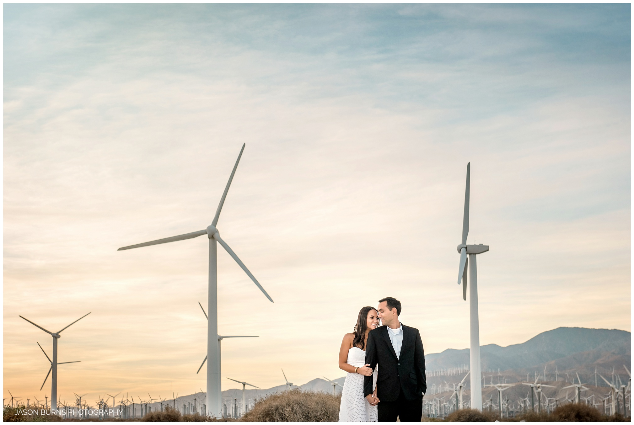 Palm Springs Engagement Session (12)