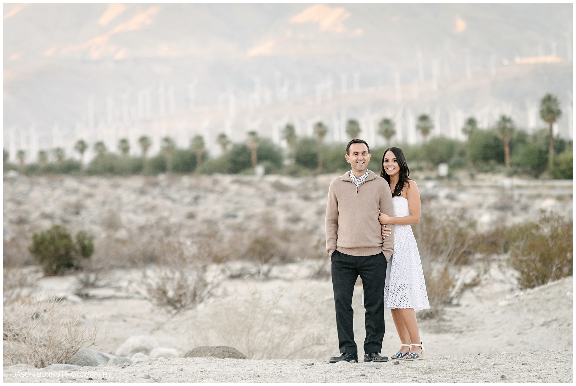 Palm Springs Engagement Session (9)