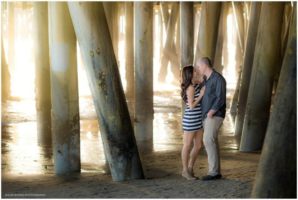 Santa Monica Pier Engagement Photography LA Photographer (3)