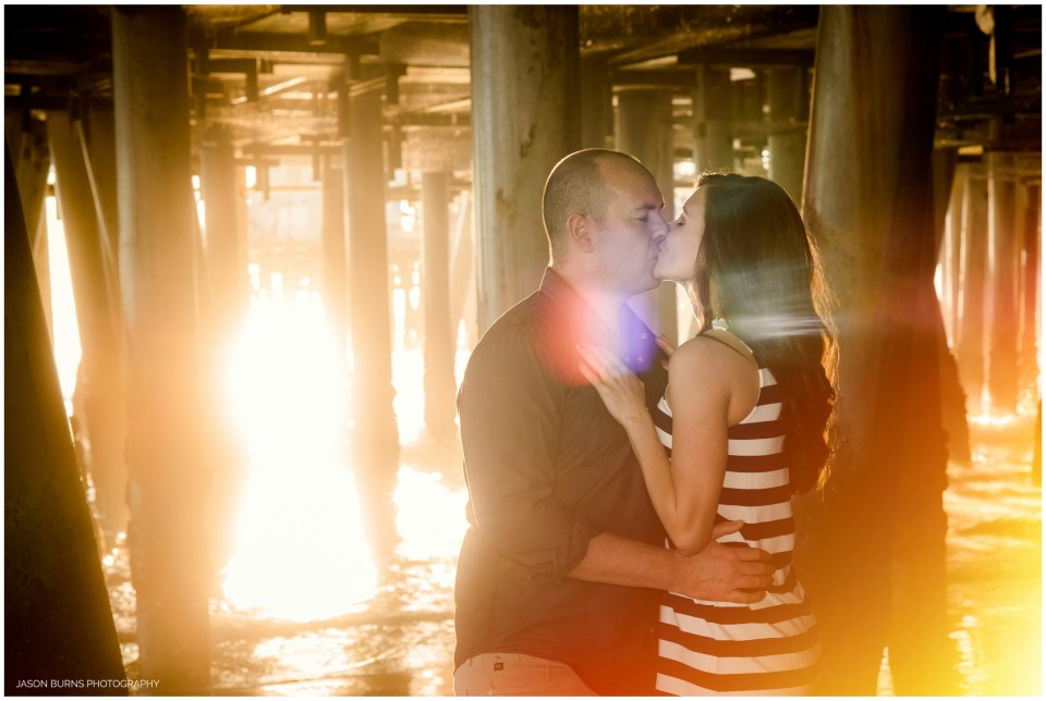 Santa Monica Pier Engagement Photography LA Photographer (5)
