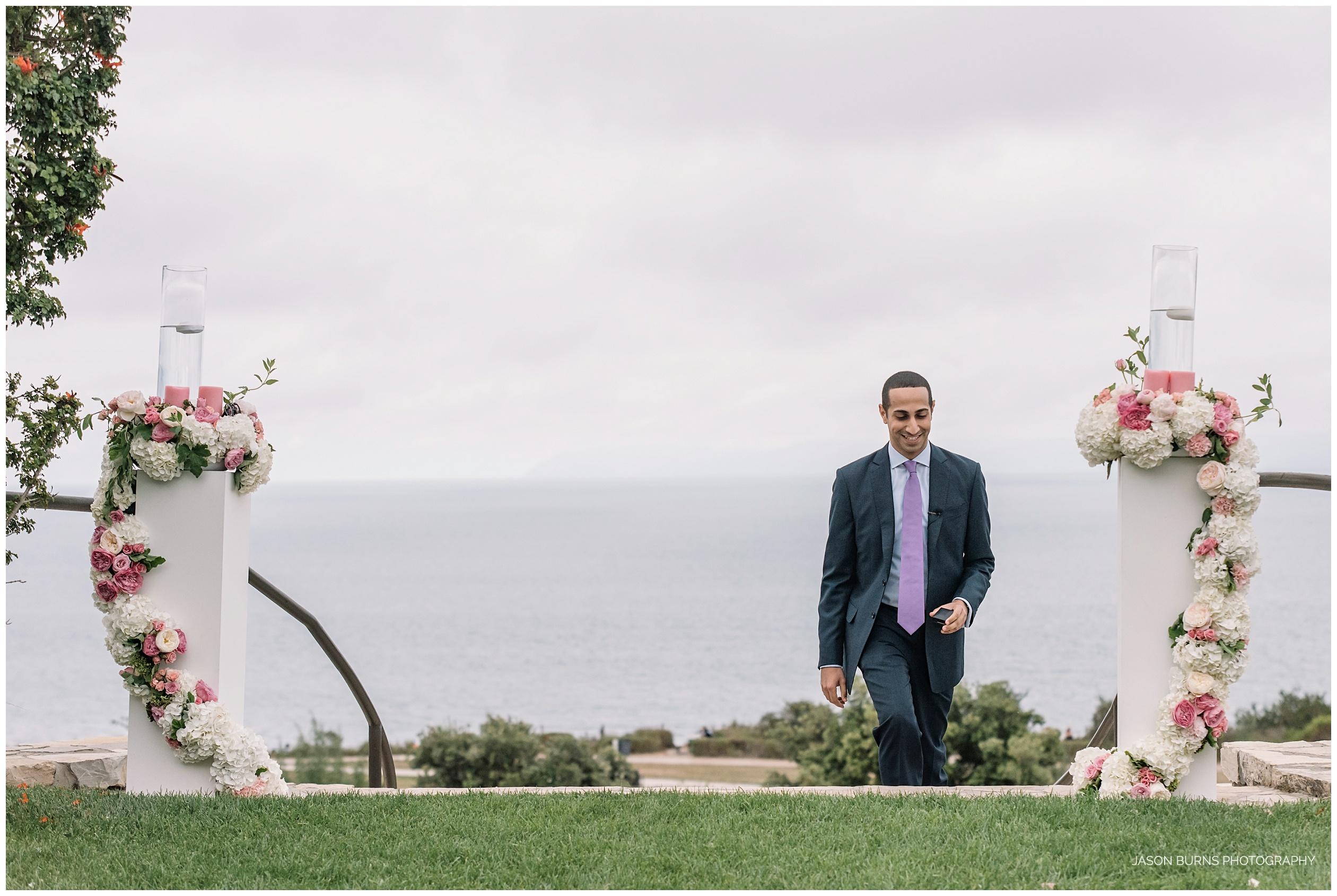 Trump National Golf Club Rancho Palos Verdes wedding13