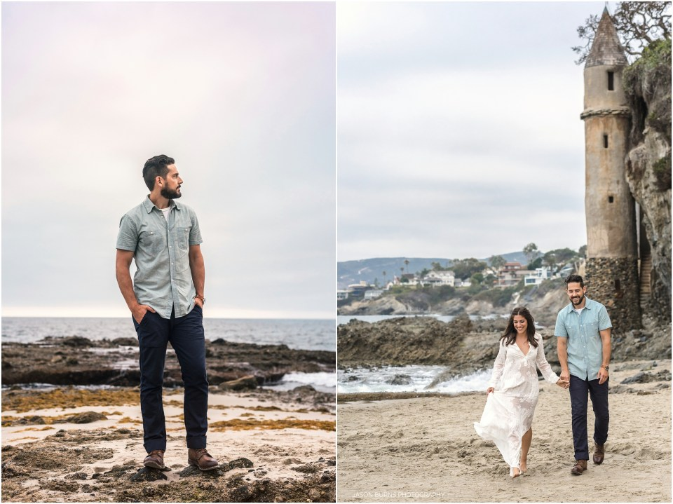 Victoria Beach Engagement Session 05