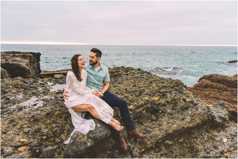 Victoria Beach Engagement Session 16