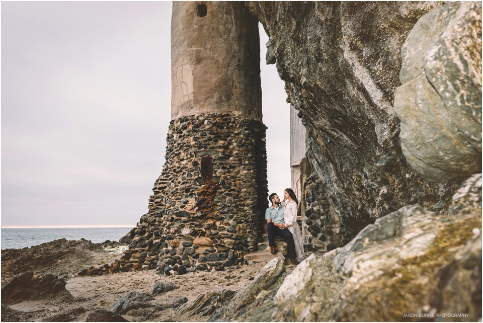 Victoria Beach Engagement Session 17