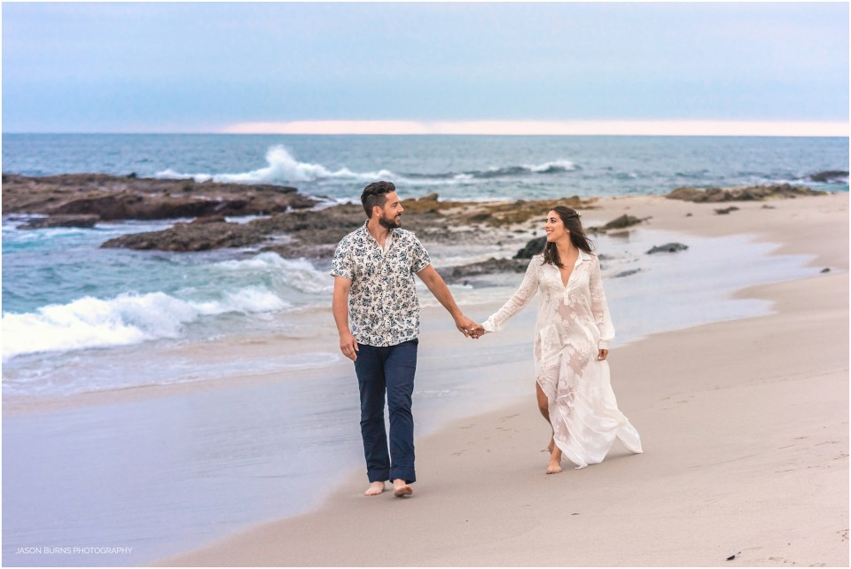 Victoria Beach Engagement Session 23