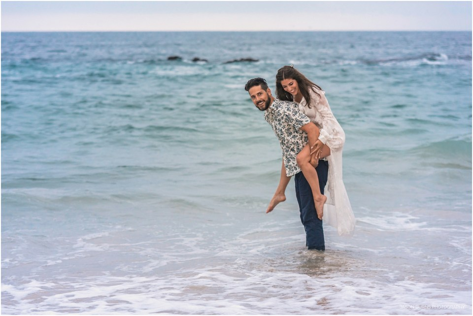 Victoria Beach Engagement Session 24
