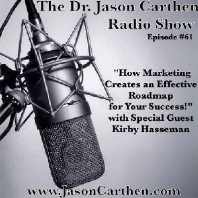 Dr. Jason Carthen: Radio Show Episode 61