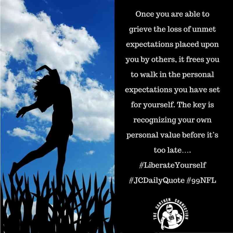 Dr. Jason Carthen_ expectations personalJC Daily quote_4.12.2016