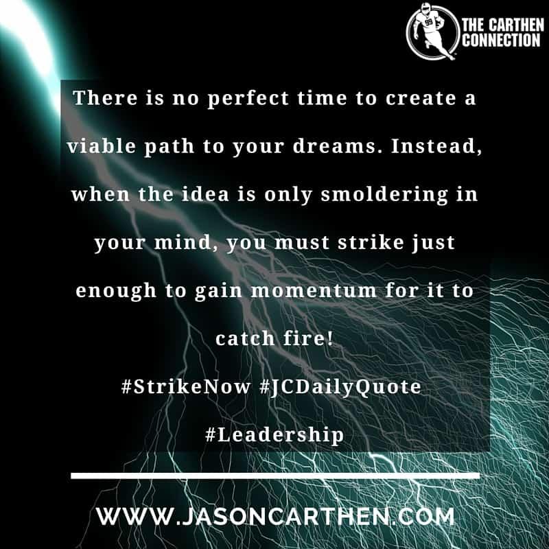 Dr. Jason Carthen: Mind, Strike nowe