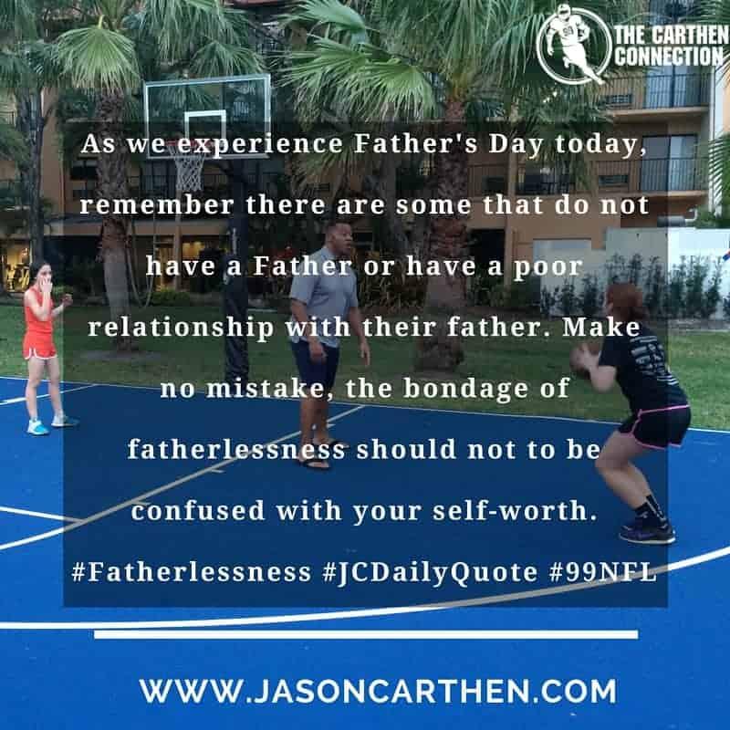 Dr. Jason Carthen: Fatherlessness