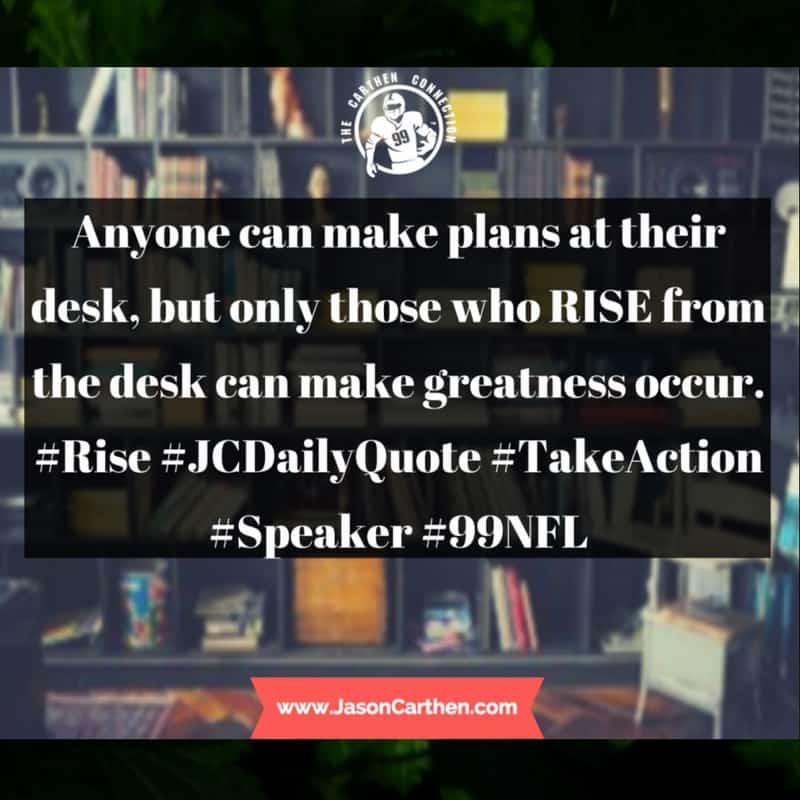 Dr. Jason Carthen: Rise