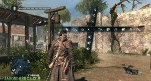 Assassins Creed Rogue- Weapon Selector