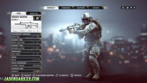 Battlefield 4 Assault Class