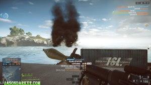 Battlefield4 objective screenshot