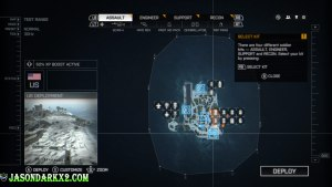 Battlefield4 test map