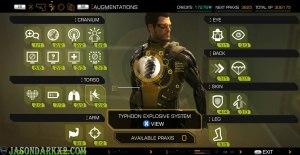 Deus Ex: Human Revolution directors cut augmentations