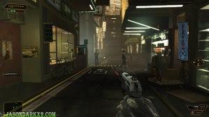 Deus Ex Human: Revolution Directors cut-Hengsha, Shanghai