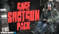 Payday 2 Gage  shotgun Pack Review