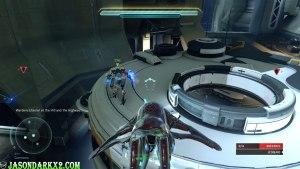 Halo 5: Guardians firefight on Urban