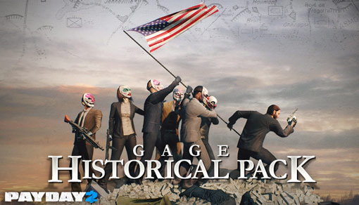 Payday 2: Gage Historical pack review
