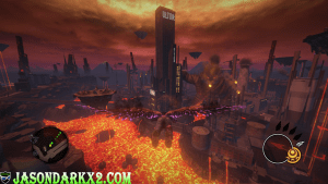 Saints Row-Welcome to hell