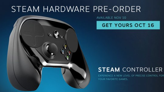 Steam wins console wars? Steam hardware pre-orders inbound
