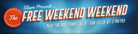 10 free games to play for Steam Free weekend