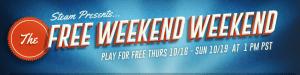 Steam free weekend