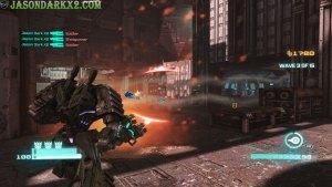 Transformers Fall of Cybertron Escalation screenshot