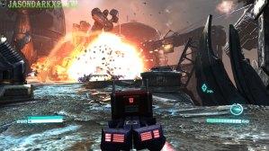 Transformers Fall of Cybertron screenshot 2