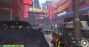 Call of Duty Black Ops 3 Solo Campaign