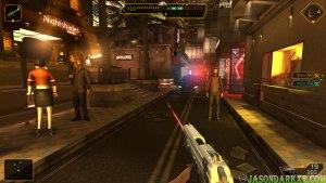 Deus Ex:The Fall- Panama City