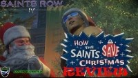 Saints Row IV:How the Saints saved Christmas review