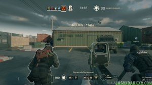 Rainbow Six Siege terrorist Hunt
