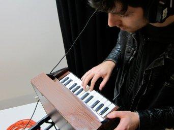 "Luca Brugger - ""Dead At The Desk"""