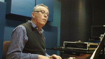 "Jamie Rigg - Organ - ""Dead At The Desk"""